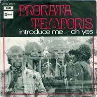 Prorata Temporis Introduce Me