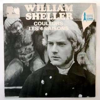 WILLIAM SHELLER / GERARD MANSET COULEURS + 1 KILLER MOD PSYCH SITAR FREAKBEAT DANCER