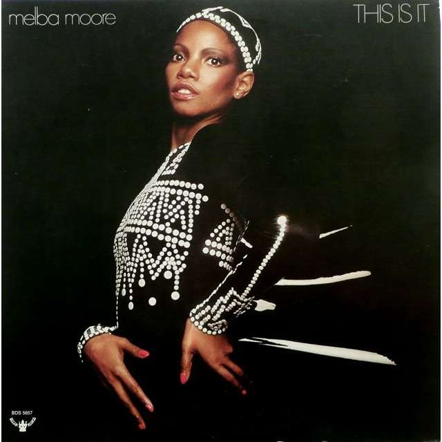 Melba Moore I'm In Love