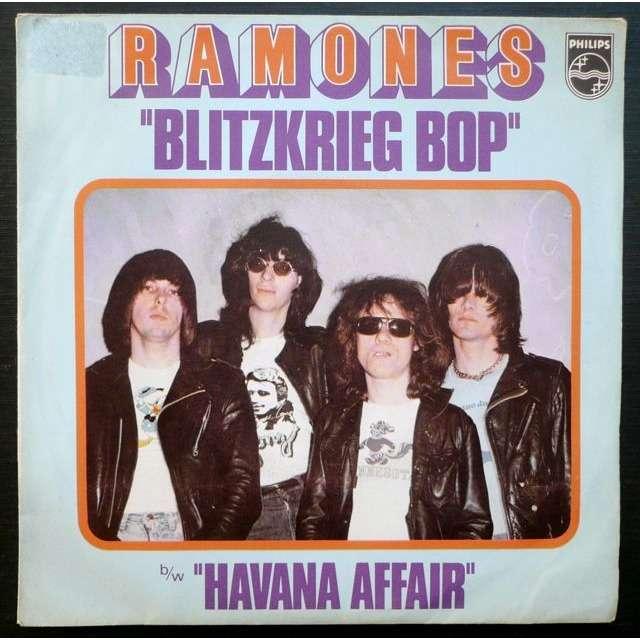 ramones blitzkrieg bop lyrics