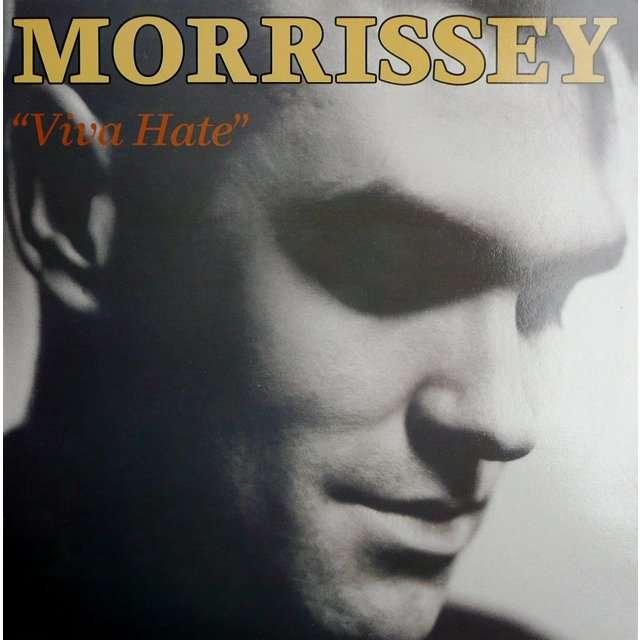 MORRISSEY - VIVA HATE ALBUM LYRICS