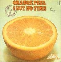 Orange Peel I Got No Time