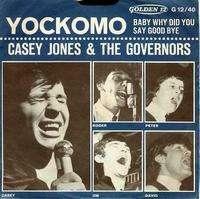 Casey Jones & The Governors Yockomo