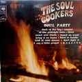 THE SOUL COOKERS - Soul Party - LP