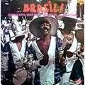 VARIOUS - BRASIL ! - Os Maracatu , Baden Powell , Astrud Gilberto ..... - LP