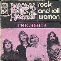 BARCLAY JAMES HARVEST Rock And Roll Woman + 1