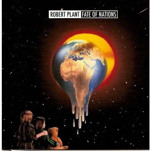 Fate of nations de Robert Plant, CD con jamesbishop - Ref:113941935