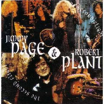 The Second Flight By Jimmy Page Robert Plant Cd X 2 With
