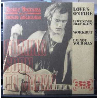 TOMMY CONWELL & THE YOUNG RUMBLERS COMING SOON TO JAPAN EP