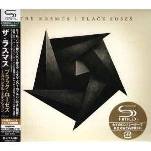 THE RASMUS BLACK ROSES / DE LUXE EDITION.IMPORT JAPON