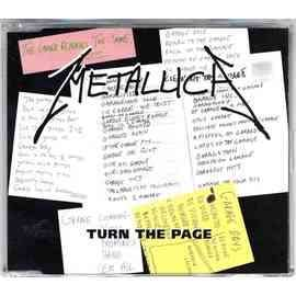 METALLICA TURN THE PAGE / slimcase.4 titres