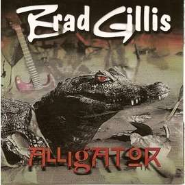 BRAD GILLIS ALLIGATOR