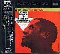 This Here Is Bobby Timmons By Bobby Timmons Cd With
