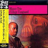 junior mance At The Village Vanguard