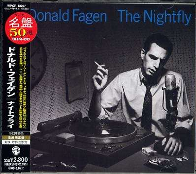 donald fagen The Nightfly [SHM-CD]