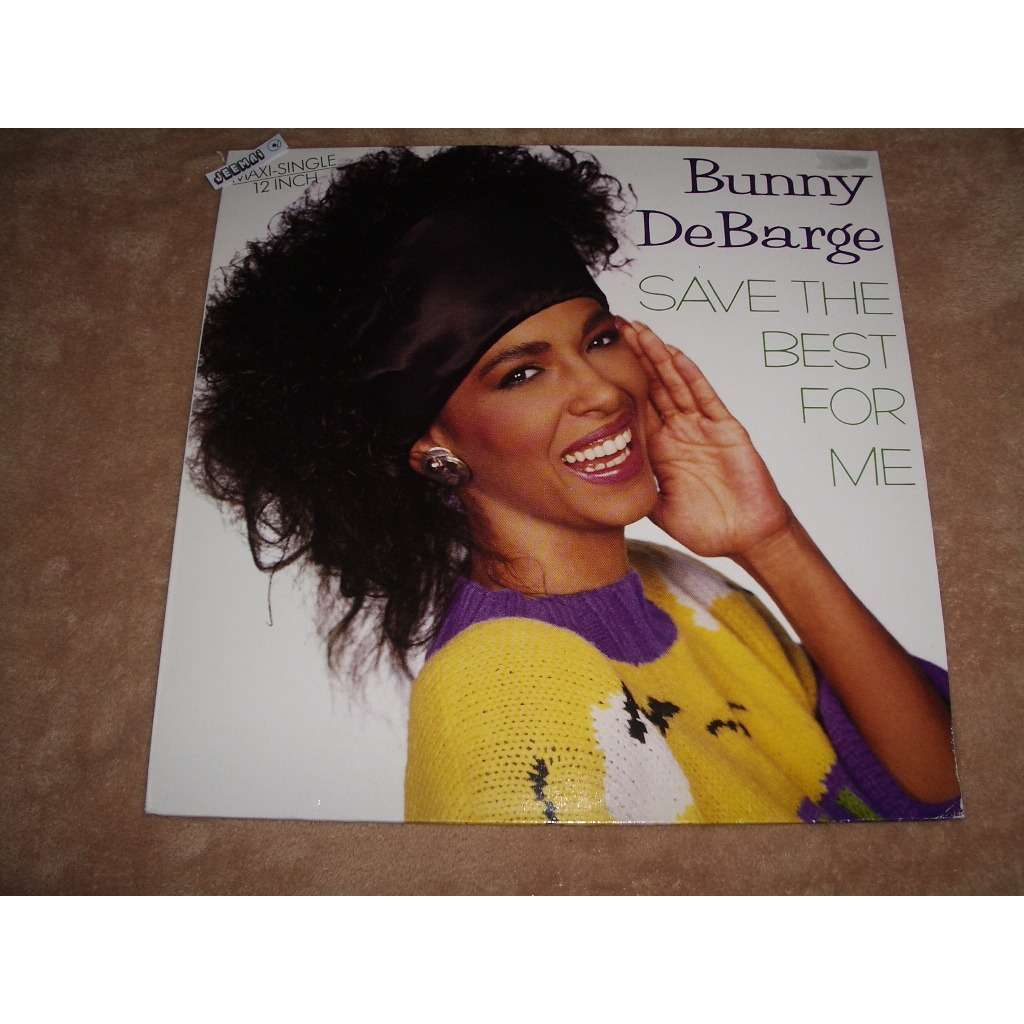 Save The Rest For Me By Bunny Debarge Inch With Jeemai Ref