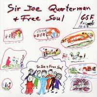 SIR JOE QUARTERMAN & FREE SOUL SIR JOE QUATERMAN & FREE SOUL