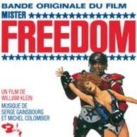 SERGE GAINSBOURG MR. FREEDOM