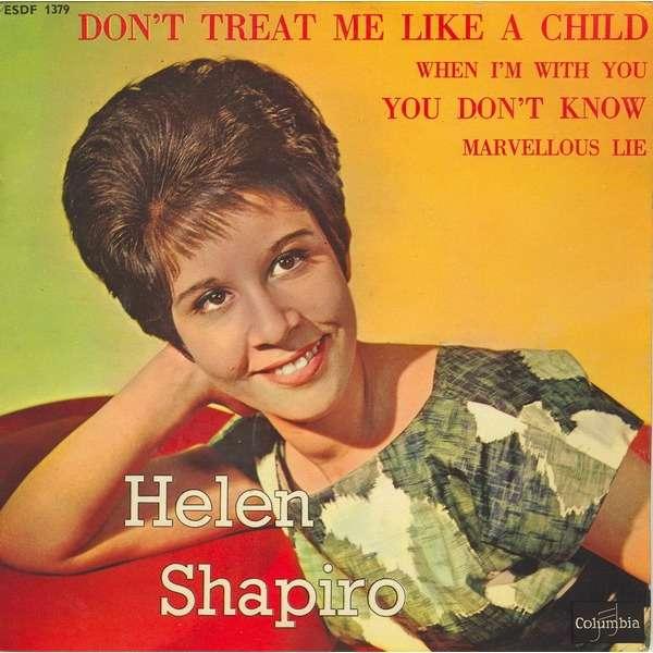 Helen Shapiro The EP Collection