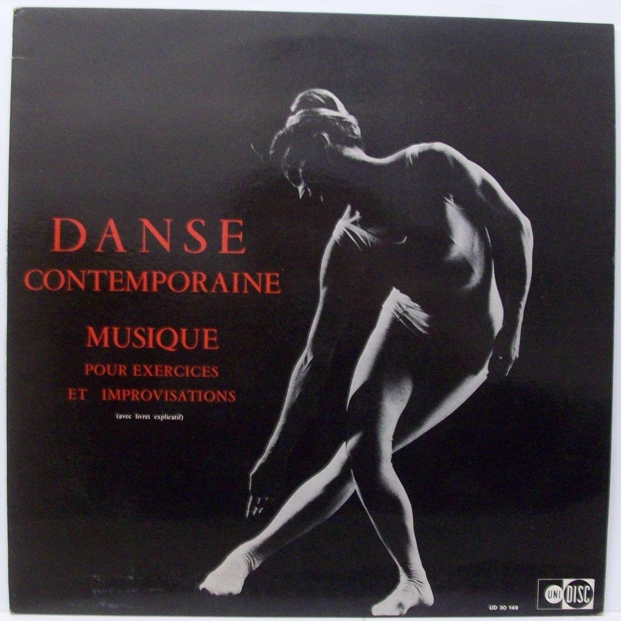 francois rauber danse contemporaine musique pour exercices et improvisations 33t en vente sur. Black Bedroom Furniture Sets. Home Design Ideas