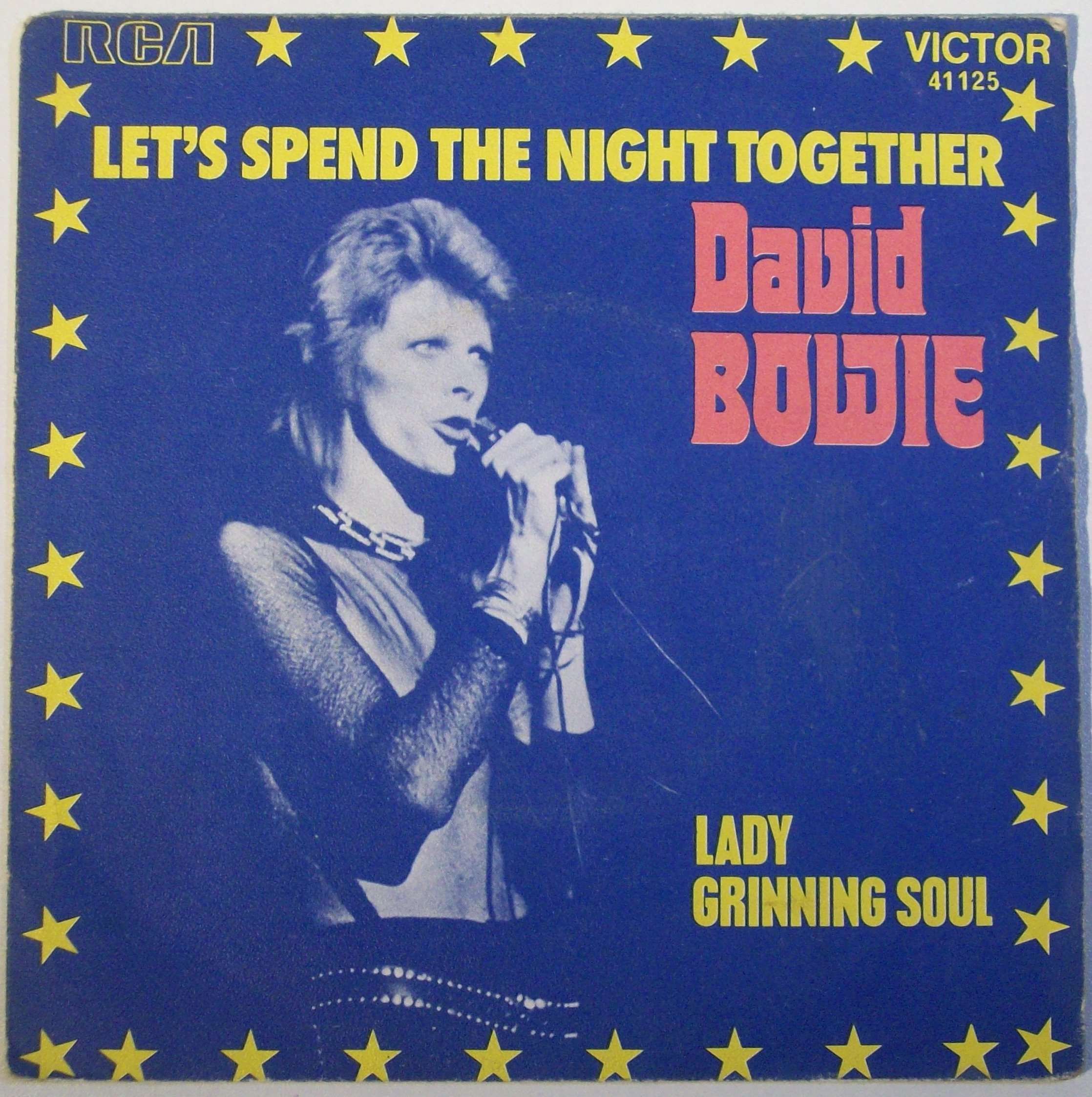 David Bowie: Let Spend The Night Together