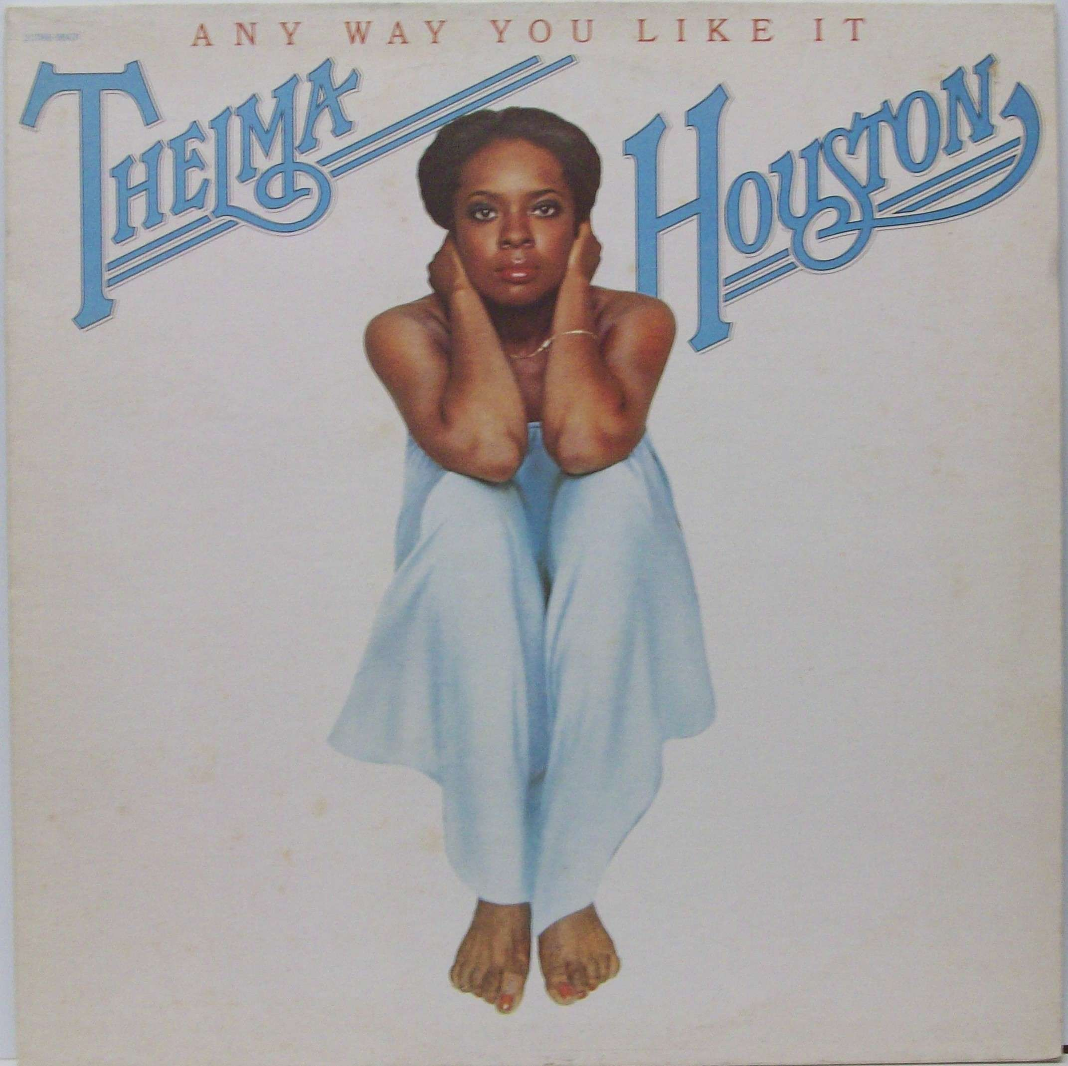 Any Way You Like It By Thelma Houston Lp With Jetrecords