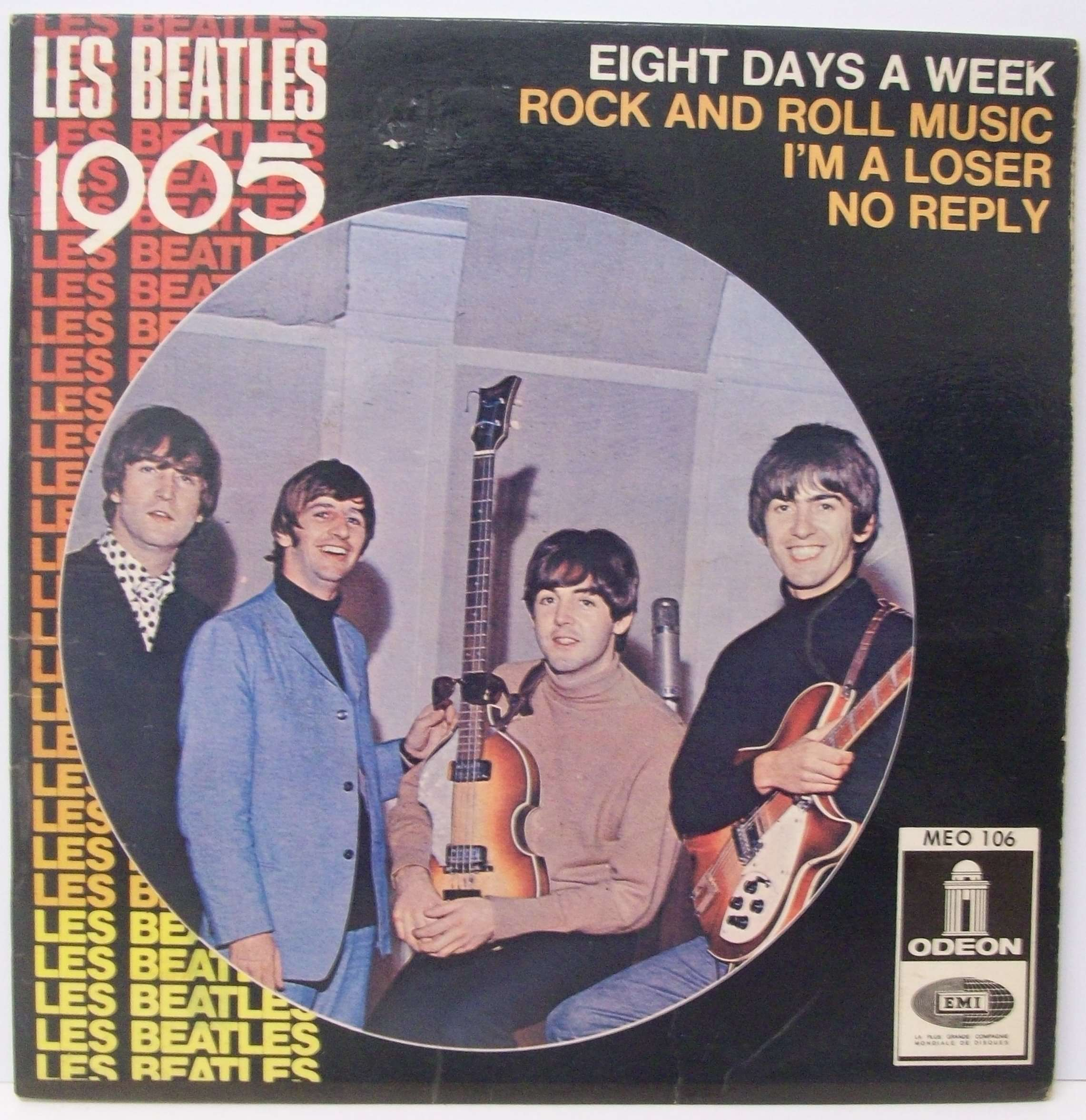 beatles impact on rock n' roll The beatles deceitfully came to america as decent looking young the beatles made a global impact on the pop music market all rock 'n' roll is of the devil.