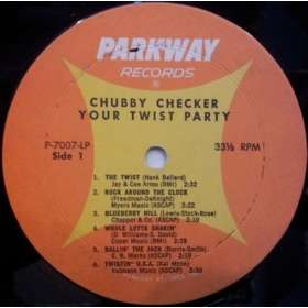 Sorry, chubby checker your twist party congratulate
