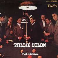 WILLIE COLON - The Hustler - 33T