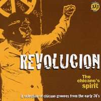REVOLUCION CHICANO'S SPIRIT - V/A - el chicano - azteca - massada - 33T