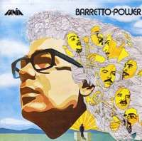 RAY BARRETTO - barretto power - 33T