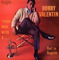 BOBBY VALENTIN - Young Man with a Horn (latin jazz) - 33T