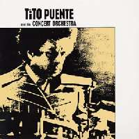 TITO PUENTE - Tito Puente and his Concert Orchestra - 33T