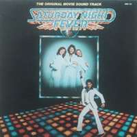 SATURDAY NIGHT FEVER - V/A - BEE GEES - M.F.S.B - TRAMMPS - 33T x 2