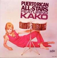 PUERTO RICAN ALL-STARS FEATURING KAKO - Same - 33T