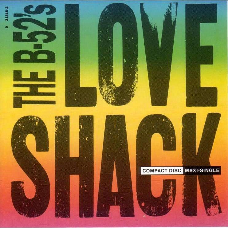 The B52 S Love Shack Mcd For Sale On Cdandlp Com