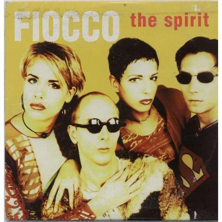 FIOCCO - The spirit - CD single