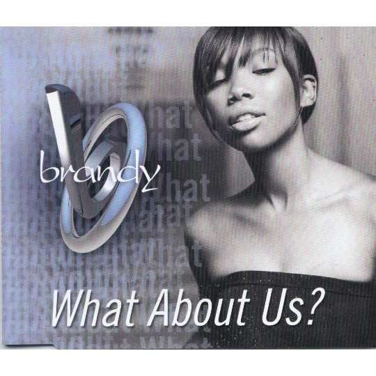 BRANDY - What about us ? - CD single
