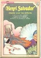 HENRI SALVADOR CHANTE POUR LES ENFANTS  (+ copie cd)