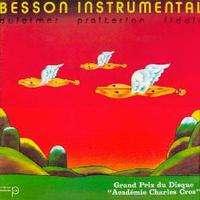 BESSON (Claude) BESSON INSTRUMENTAL  VOL. 1 / dulcimer, psaltérion, fiddle