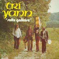 TRI YANN SUITE GALLAISE (+ free CD)