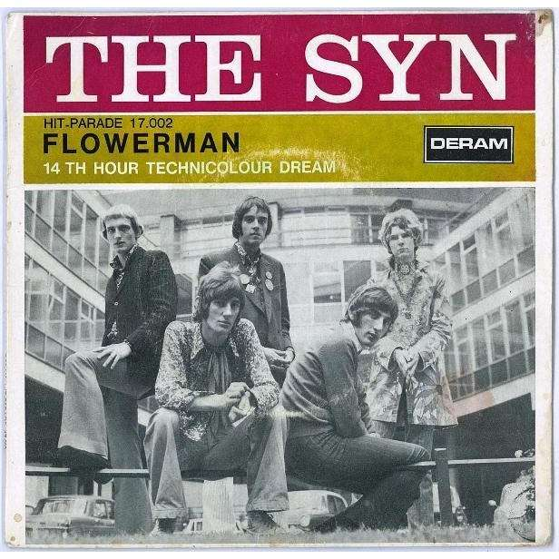 Syn Flowerman 14 Hour Technicolour Dream