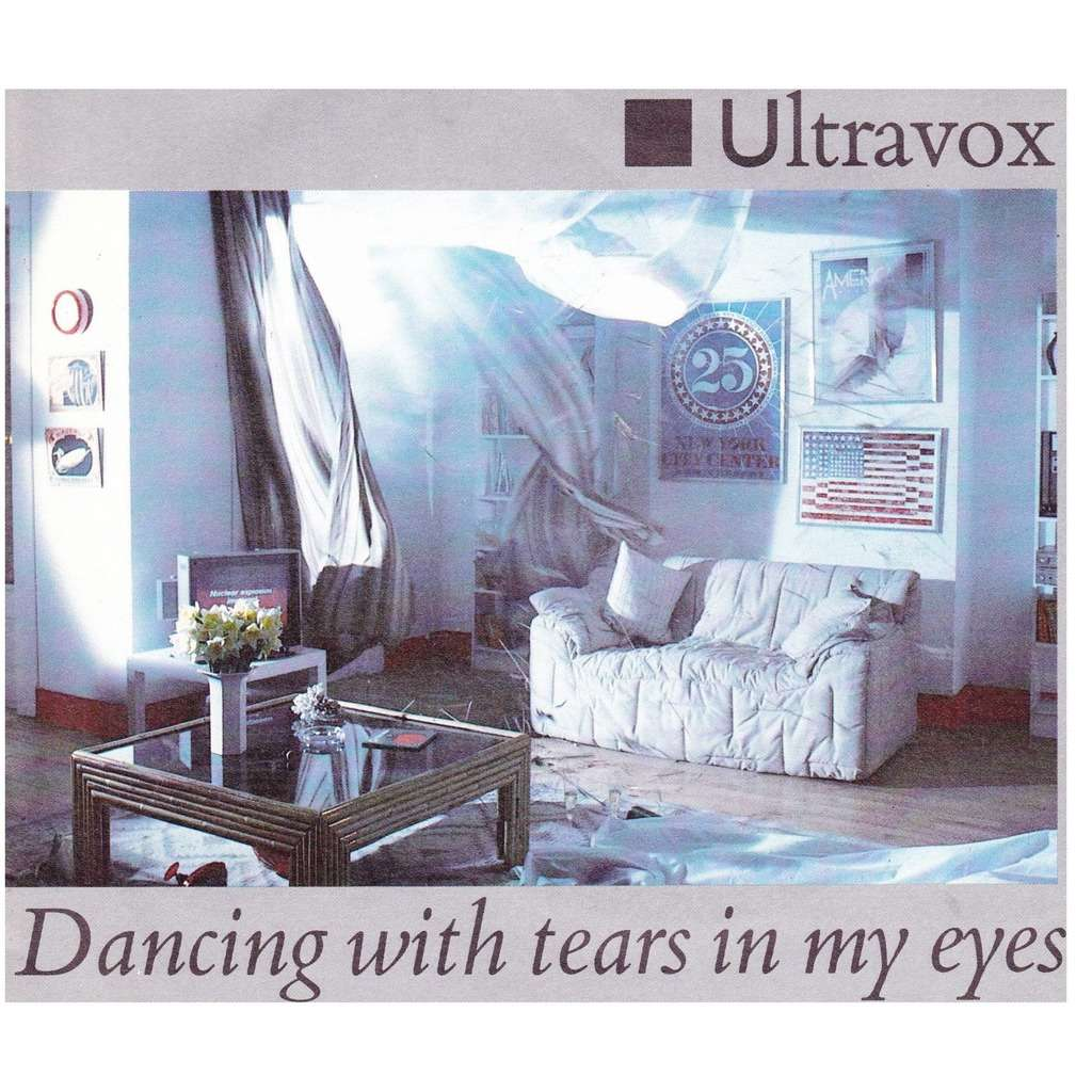 Ultravox - Dancing With Tears In My Eyes = Bailando Con Lagrimas En Mis Ojos