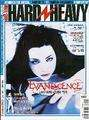 hard and heavy hs vol i special femmes du metal couverture evanescence (avec cd 10 titres)