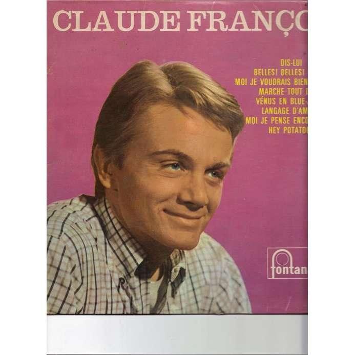 CLAUDE FRANCOIS DIS-LUI. France