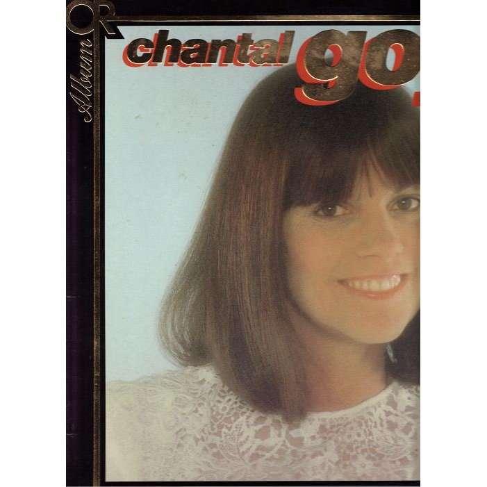 CHANTAL GOYA ALBUM OR.France ( Pochette Ouvrante )