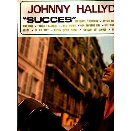 JOHNNY HALLYDAY SUCCES.France