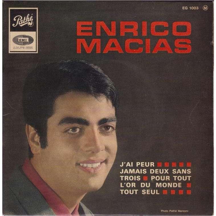 enrico macias discographie
