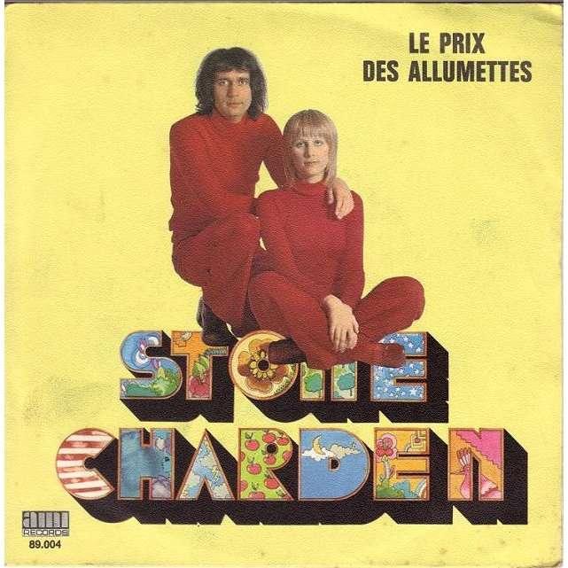 STONE ET CHARDEN LE PRIX DES ALLUMETTES/YAMAHA.France