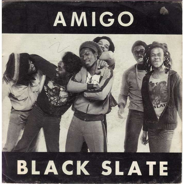 black slate AMIGO/BLACK SLATE ROCK.France